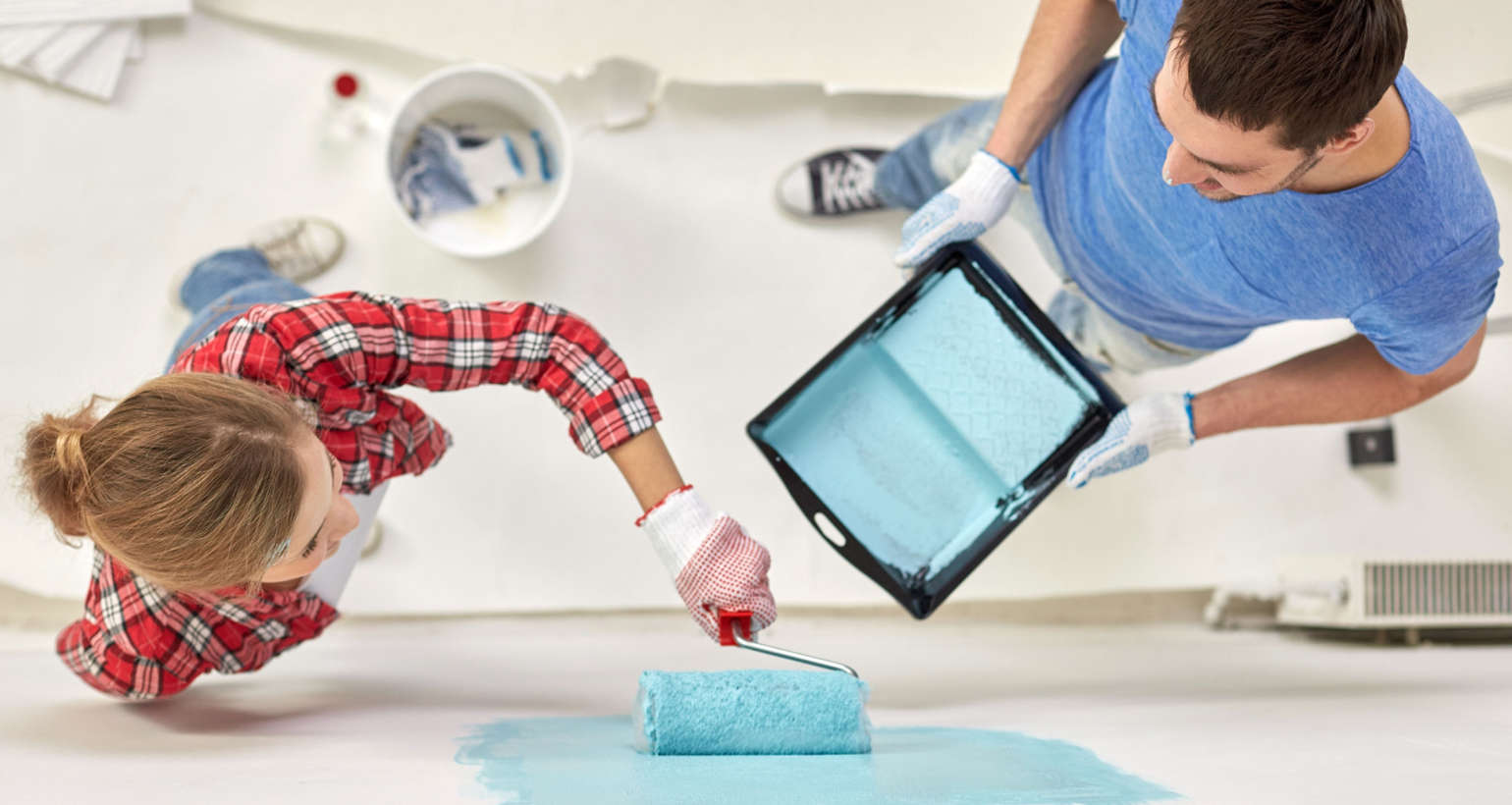 interior painter and decorator Leicester - Mark Rogers Decorating Services