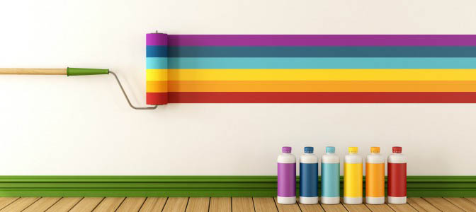 mark rogers decorating - colour consulting